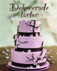 Dekorerade tårtor