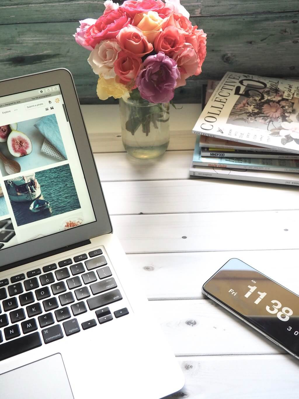 Det är lätt att börja blogga.