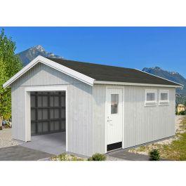 Garage Andre 24,6 m2 (inv. 21,5 m2) utan Port