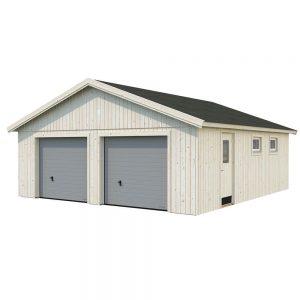 Garage Andre 49 m² Takpapp