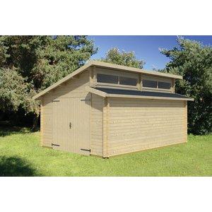 Garage Estrid - 20,5 m²