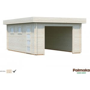 Garage Rasmus - 19,0 m²