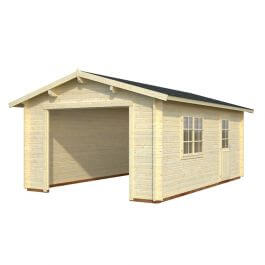 Garage Roger 19,8 kvm Palmako