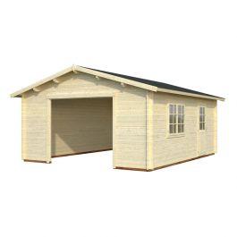 Garage Roger 24,8 kvm Palmako