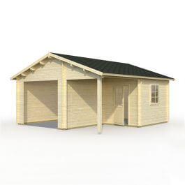 Garage Roger 28,1 kvm Palmako
