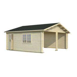 Garage Roger 29,3 kvm Palmako