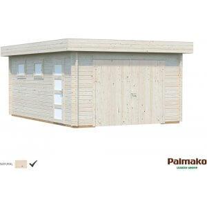 Garage Roger med slagport - 21,9+5,2 m²