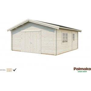 Garage Roger med slagport - 27,7 m²