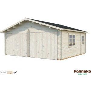 Garage Roger med slagport - 28,4 m²