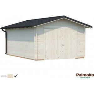 Garage Tomas med slagport - 19,2 m²