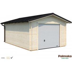 Garage Tomas med takskjutport - 19,2 m²