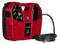 Einhell Kompressorsæt 8 dele 8BAR 230V-1100W - TC-AC 180/8 OF