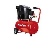 Einhell TE-AC 230/24, 230 l/min, 2850 RPM, 8 Bar, Röd, Bil, 1500 W