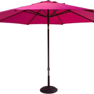 Hartman Parasoll Solar Line Ø300cm Pink