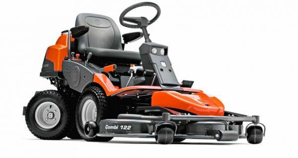 Husqvarna R 420TsX AWD (exkl. Klippagg)