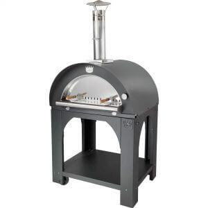 Clementi Pulcinella Vedeldad Pizzaugn 60x60 cm. Antracit