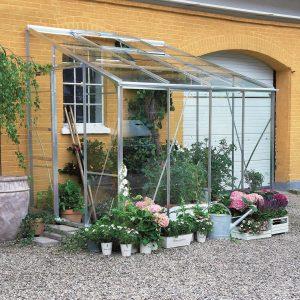 Halls Växthus Royal 608 Vägg 4,85 m2
