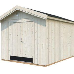 Palmako Förråd Martin 8,4 m²
