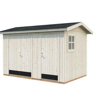 Palmako Förråd Olaf 6,6 m²