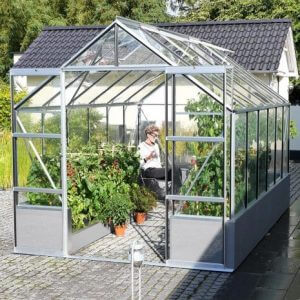 Vitavia Växthus Cassandra 9900 Alu & Glas