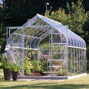 Vitavia Växthus Diana 11500 Alu Glas