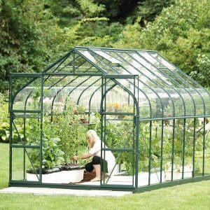 Vitavia Växthus Diana 11500 Grön Glas