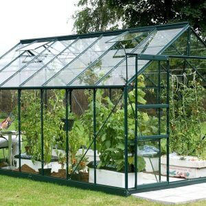Vitavia Växthus Uranus 11500 Grön Glas